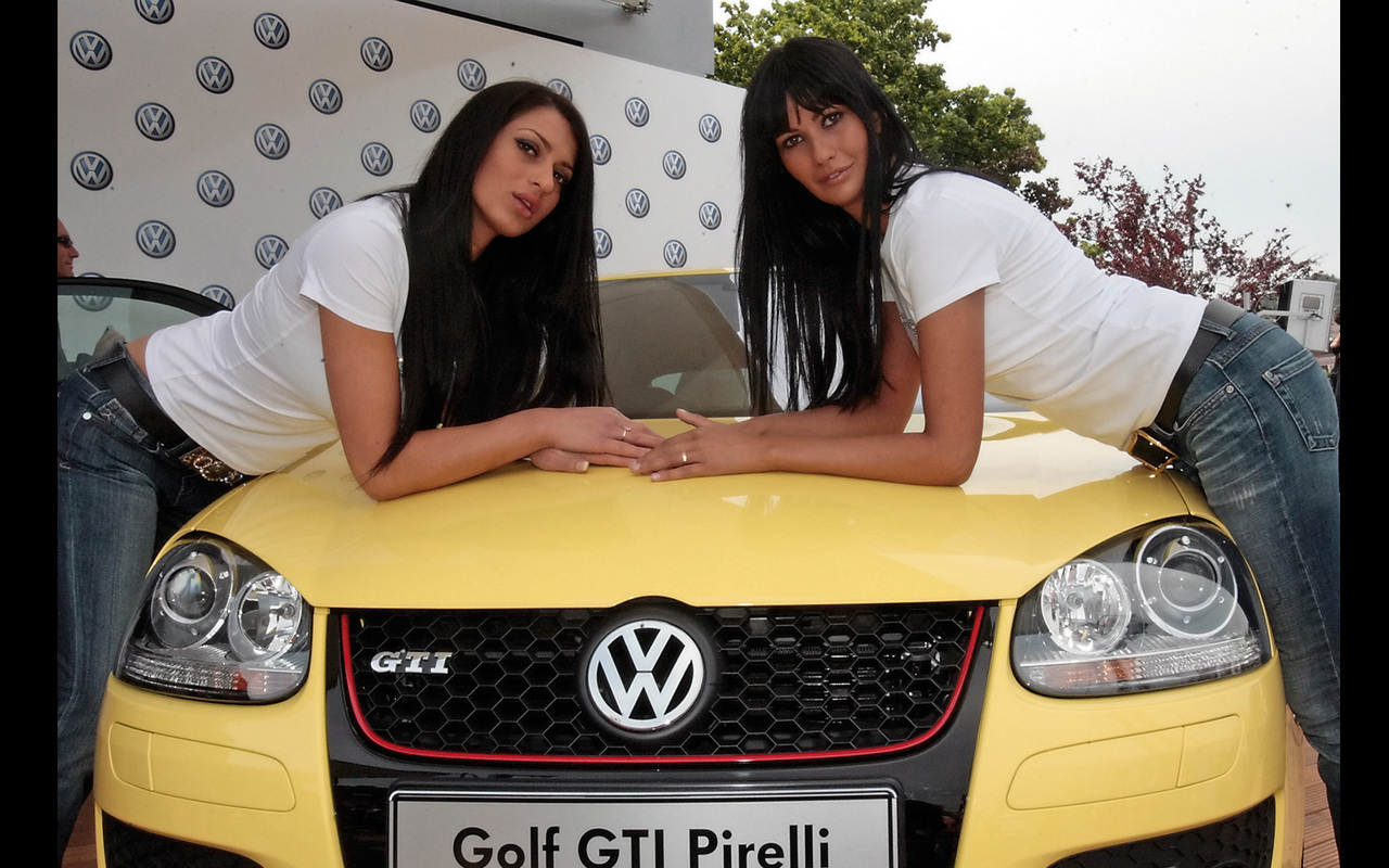 Golf GTI Pirelli